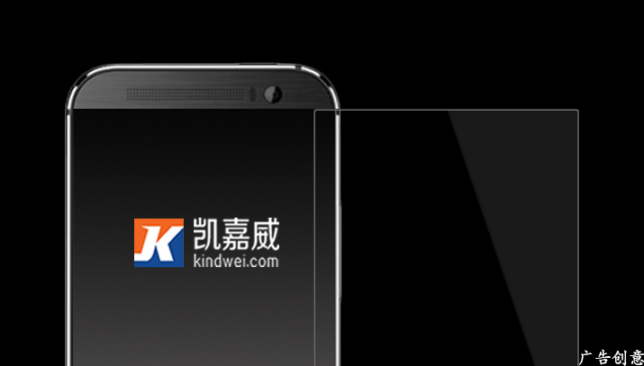 HTC M8-EYE钢化玻璃保护膜